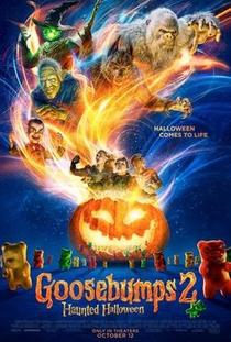 Goosebumps 2: Halloween Assombrado - Poster / Capa / Cartaz - Oficial 2
