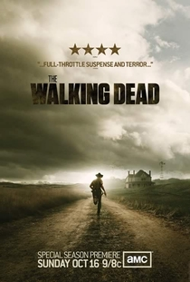The Walking Dead (2ª Temporada) - Poster / Capa / Cartaz - Oficial 1