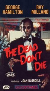Os Mortos Não Morrem - Poster / Capa / Cartaz - Oficial 1