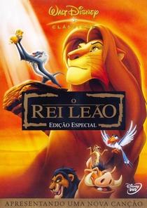 O Rei Leão - Poster / Capa / Cartaz - Oficial 1