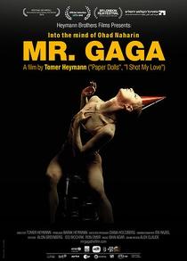 Gaga: O Amor Pela Dança - Poster / Capa / Cartaz - Oficial 1
