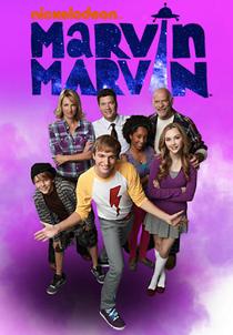 Marvin Marvin (1ª Temporada) - Poster / Capa / Cartaz - Oficial 4