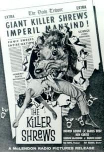 O Ataque dos Roedores - Poster / Capa / Cartaz - Oficial 1