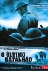O Último Batalhão - Poster / Capa / Cartaz - Oficial 2