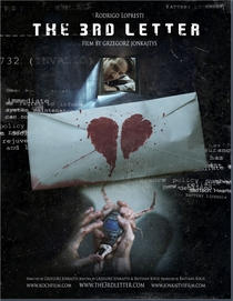 The 3rd Letter - Poster / Capa / Cartaz - Oficial 1