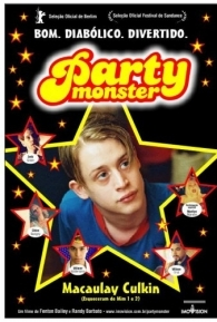 Party Monster - Poster / Capa / Cartaz - Oficial 1