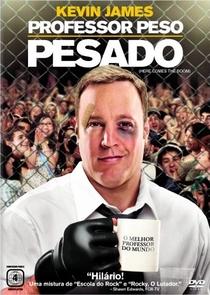 Professor Peso Pesado - Poster / Capa / Cartaz - Oficial 3
