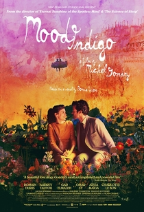A Espuma dos Dias - Poster / Capa / Cartaz - Oficial 5