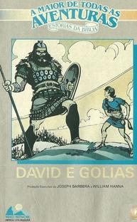 A Maior de Todas as Aventuras - Estórias da Bíblia - David e Golias - Poster / Capa / Cartaz - Oficial 1