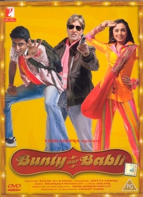 Bunty Aur Babli - Poster / Capa / Cartaz - Oficial 1