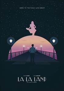 La La Land: Cantando Estações - Poster / Capa / Cartaz - Oficial 18