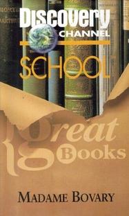 Grandes livros: Madame Bovary - Poster / Capa / Cartaz - Oficial 2