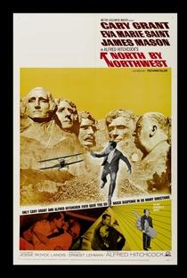 Intriga Internacional - Poster / Capa / Cartaz - Oficial 6