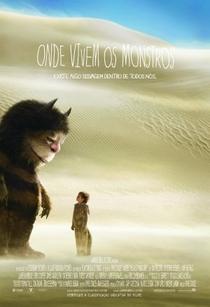 Onde Vivem os Monstros - Poster / Capa / Cartaz - Oficial 8
