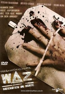 Waz - Matemática da Morte - Poster / Capa / Cartaz - Oficial 2