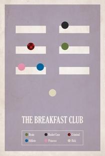 Clube dos Cinco - Poster / Capa / Cartaz - Oficial 8