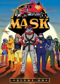 MASK - Poster / Capa / Cartaz - Oficial 2