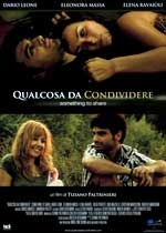 Qualcosa da Condividere - Poster / Capa / Cartaz - Oficial 1