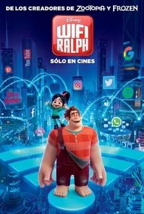 WiFi Ralph: Quebrando a Internet - Poster / Capa / Cartaz - Oficial 5