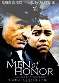 Homens de Honra - Poster / Capa / Cartaz - Oficial 3
