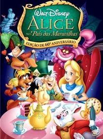Alice no País das Maravilhas - Poster / Capa / Cartaz - Oficial 5