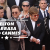 Elton John no Cannes