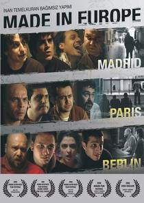 Made in Europe - Poster / Capa / Cartaz - Oficial 1