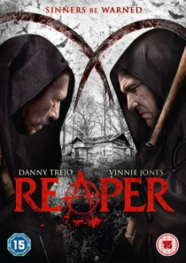 The Reaper - Poster / Capa / Cartaz - Oficial 1