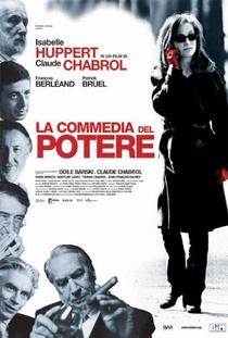 A Comédia do Poder - Poster / Capa / Cartaz - Oficial 3
