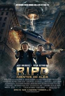 R.I.P.D. - Agentes do Além - Poster / Capa / Cartaz - Oficial 3