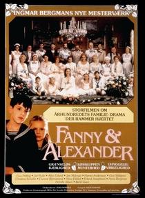 Fanny e Alexander - Poster / Capa / Cartaz - Oficial 13