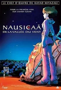 Nausicaä do Vale do Vento - Poster / Capa / Cartaz - Oficial 42