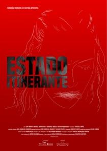 Estado Itinerante - Poster / Capa / Cartaz - Oficial 1
