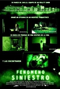 Fenômenos Paranormais - Poster / Capa / Cartaz - Oficial 5