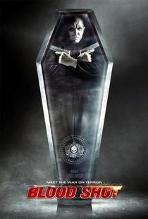 Blood Shot - Poster / Capa / Cartaz - Oficial 1