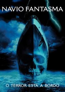 Navio Fantasma - Poster / Capa / Cartaz - Oficial 3