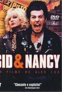 Sid & Nancy - O Amor Mata - Poster / Capa / Cartaz - Oficial 6