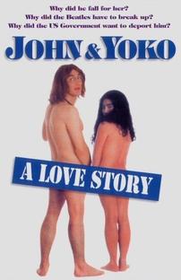 John e Yoko: Uma História de Amor - Poster / Capa / Cartaz - Oficial 1