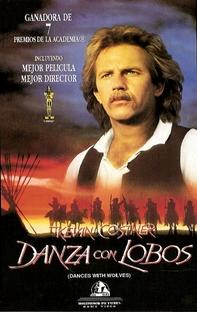 Dança com Lobos - Poster / Capa / Cartaz - Oficial 6