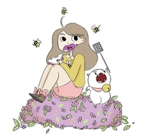 Bee and PuppyCat - Poster / Capa / Cartaz - Oficial 4