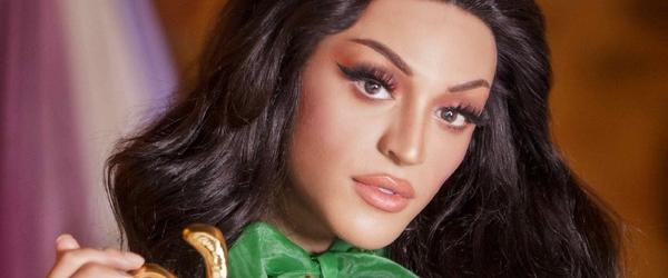 Pabllo Vittar estrela ensaio inspirado no filme Aladdin
