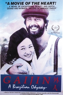 Gaijin - Caminhos da Liberdade - Poster / Capa / Cartaz - Oficial 2