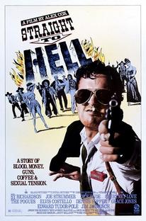 A Caminho do Inferno - Poster / Capa / Cartaz - Oficial 1