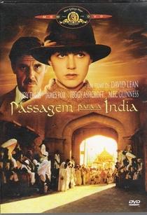 Passagem para a Índia - Poster / Capa / Cartaz - Oficial 4