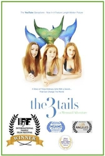 The 3 Tails Movie : A Mermaid Adventure - Poster / Capa / Cartaz - Oficial 2