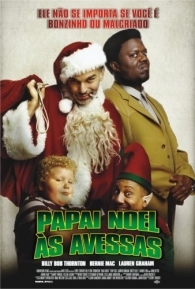 Papai Noel às Avessas - Poster / Capa / Cartaz - Oficial 3