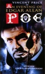Uma Noite com Edgar Allan Poe - Poster / Capa / Cartaz - Oficial 1