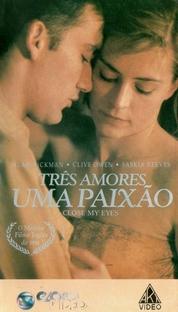 Três Amores, Uma Paixão - Poster / Capa / Cartaz - Oficial 2