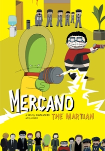 Mercano, o marciano - Poster / Capa / Cartaz - Oficial 1