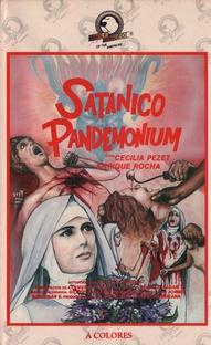 Satânico Pandemonium - Poster / Capa / Cartaz - Oficial 2